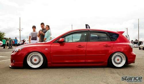 Mazda 3 Speed Jdm