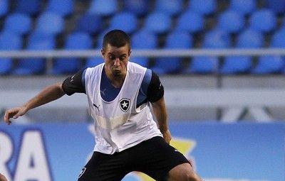 BotafogoDePrimeira: Lesão no joelho afasta Andreazzi por um mês, e Bot...