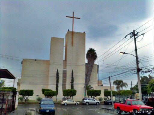 Parroquia Jesus Maestro, Jardines de la Cruz, Guadalajara, Jalisco.