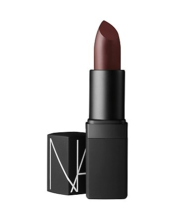 Nars oxblood. Pretty tone. Still deciding if I want to get it or stick to the cheapie alternatives I've found.