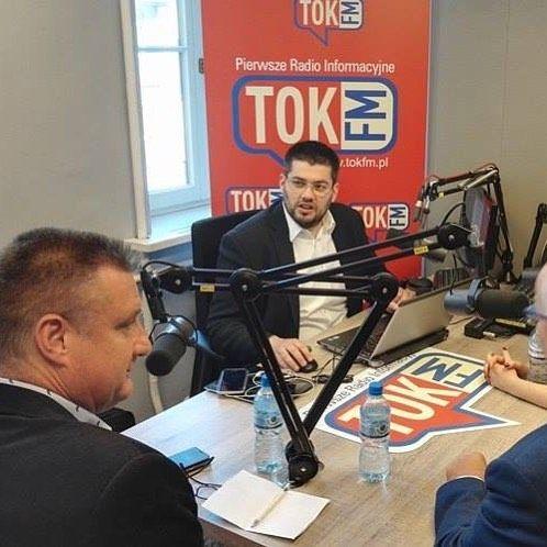 Dziś jesteśmy w #Bydgoszcz. Tu #EKG a o 18:00 #debata o #reformaedukacji. #usłysz #radio #edukacja #reforma #TOKFM #tokfm #TOKFM