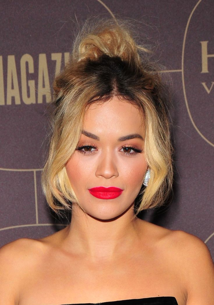 Rita Ora to the 2018 Warner Music Group Pre-Grammy Celebration.