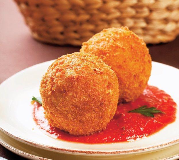 Chiftele de orez - Retete culinare - Romanesti si din Bucataria internationala