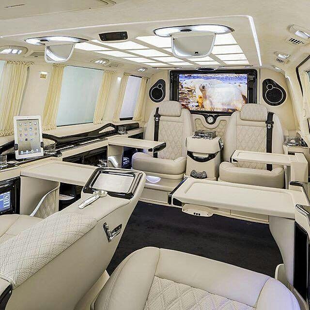 Mercedes Benz Sprinter Van designed by Erbakan Malkoc Courtesy of @somethingoutstanding _ ©@erbakanmalkoc
