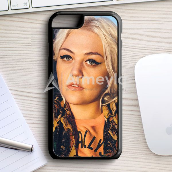 Elle King Singer case provides a protective yet stylish shield between your iPhone 7 and accidental bumps, drops, and scratches. Features slim and lightweight profile, precise cutouts, and provides ea
