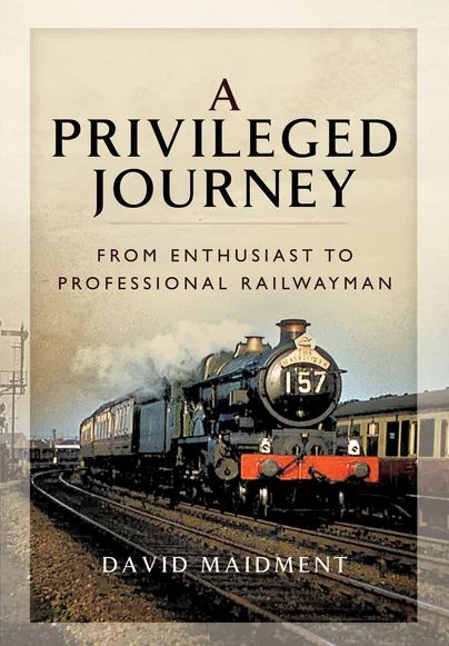 "#FridayFavourites #Books4Friday  Book review:  ""The author has re-embarked on his privileged journey as a youthful enthusiast into a career in the railways. There is a second volume promised to take the story on from the 1960s to today. Together, the two volumes will make a unique account of railway life and technology. This first volume is a fascinating insight into what is now something of a lost world, but still a world of dreams and love of steam. Strongly recommended."" - Firetrench"