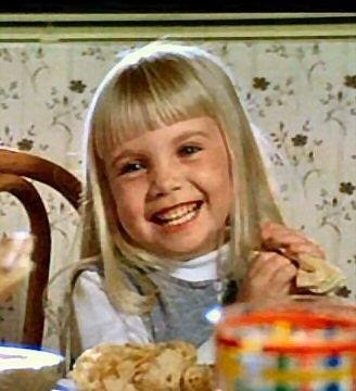 Heather O'rourke, Dec. 27, 1975 - Feb. 1, 1988 (age 12) died of cardiac arrest and septic shock. Originally believed to have had Chrohn's Disease and put on cortisole making her gain weight and have puffy cheeks. Died during surgery to repair a bowel obstruction.