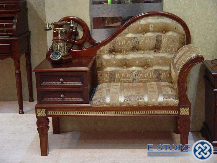 Leisure Telephone Chair SM 02 Antique Phone Chairs