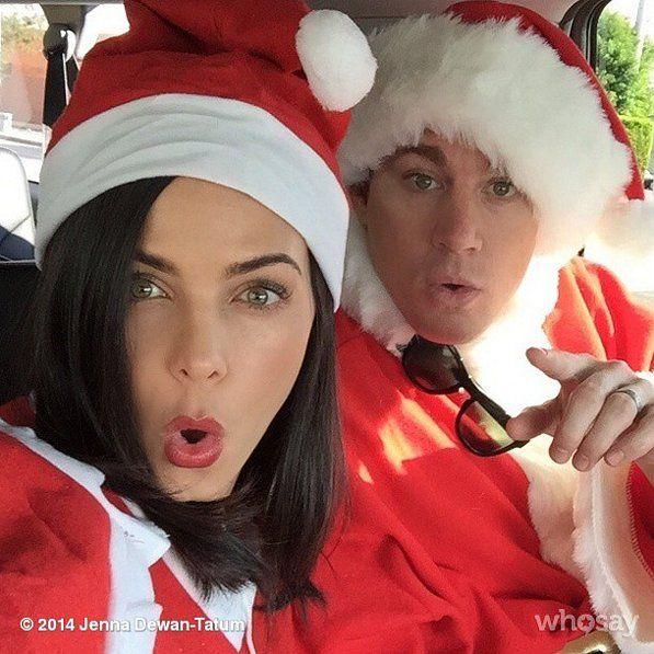 Photos Instagram de Channing Tatum et Jenna Dewan | POPSUGAR Celebrity France