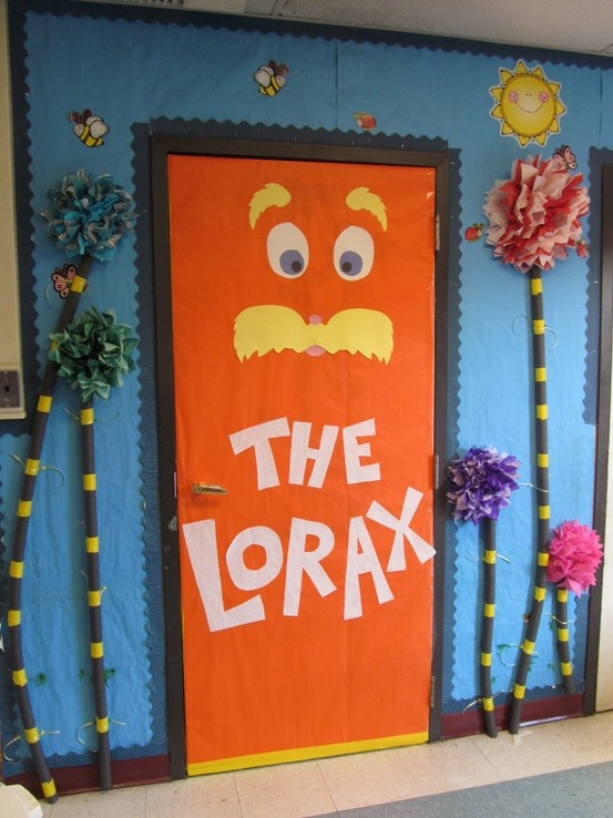 Lorax Classroom Decor : Best images about teaching classroom themes on