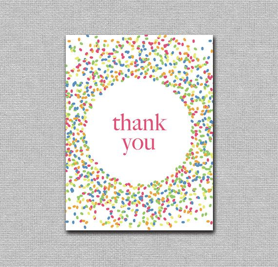 25 Best Ideas About Thank You Cards On Pinterest Thank