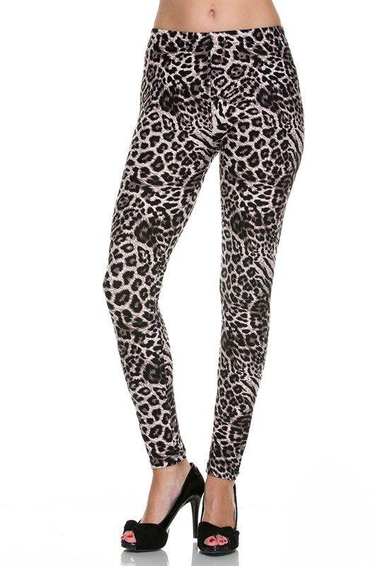 Kiki La'Rue - Wild Side Leggings - Grey, $18.00 (http://www.kikilarue.com/wild-side-leggings-grey/)