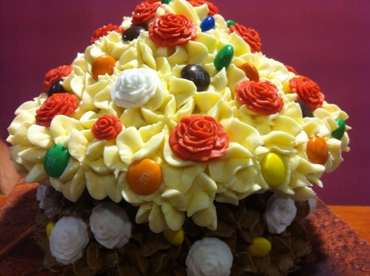 Τούρτες – Giant Cupcakes | Marilou Cupcakes