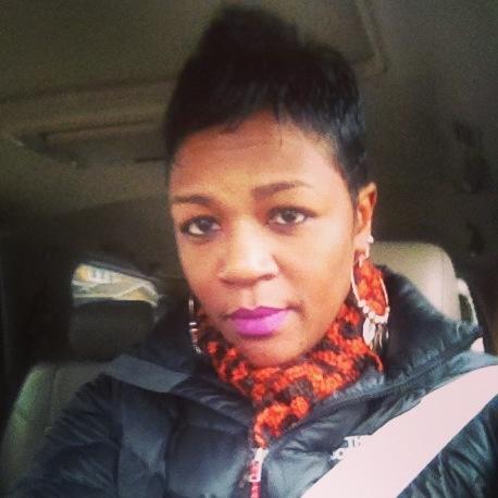 MAC 'Strong Woman' Lipstick.....#BEAT