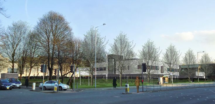 Newbury Place Health Centre, Higher Broughton, Salford