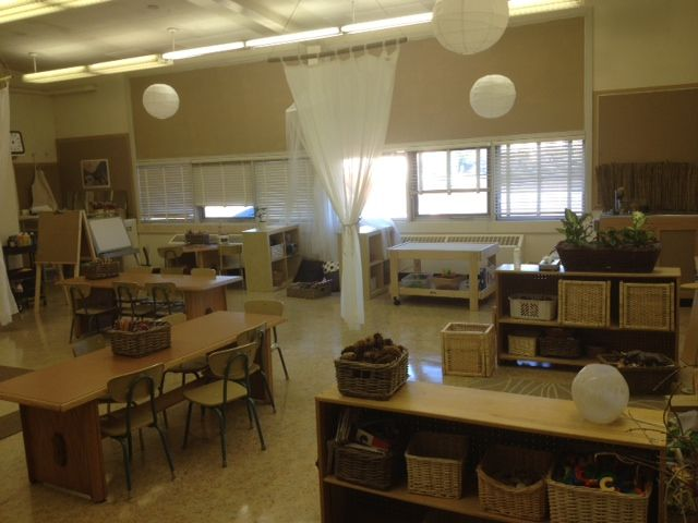 Neutral Classroom Decor : Best images about reggio inspired environment on