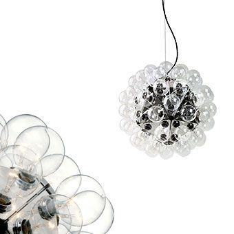 Flos, lampada a sospensione design  TARAXACUM 88 S by Achille Castiglioni