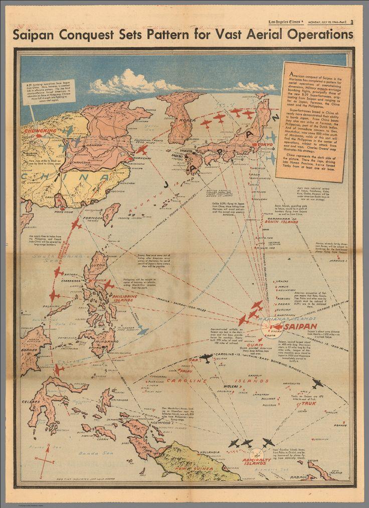 Saipán, julio 1944.