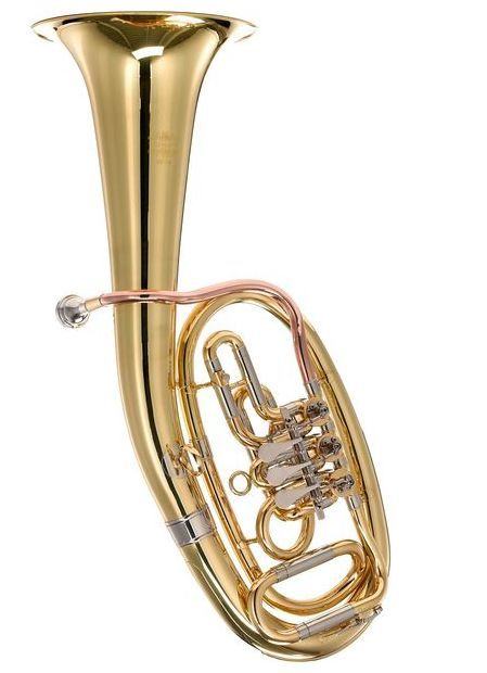 Thomann KEP-314 L Kids Tenor Horn - Thomann www.thomann.de #brass #windinstrument #wind #present #gifts #presents #brassinstrumentalist #gear #christmas #xmas #accessories #band #ensemble