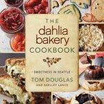 The Dahlia Bakery Cookbook: Sweetness in Seattle by Tom Douglas and Shelley Lance   September, I visited the beautiful city of Seattle. I loved Seattle! I want to go back soon. While I was there  I drank a lot of great coffee and ate a lot of delicious food. One  memorable meal was at Dahlia Lounge, one of several Tom Douglas restaurants in and around Seattle.   I'm Jennifer, from my kitchen in Muskoka, Ontario Canada.  recipe http://www.seasonsandsuppers.ca/dahlia-bakery-monkey-bread/