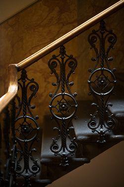 Lovely Stair Railing