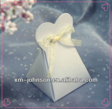 Chocolate Favour Boxes,wedding candy box $0.35~$0.85