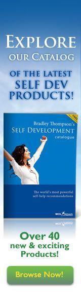 Bradley Thompson's Self Development  Catalogue. Click for more detail