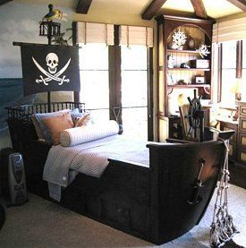 Sawyer would DIE of we had a room like this for him.