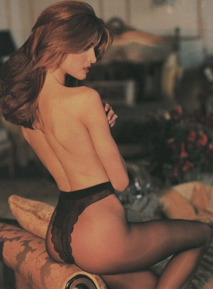 Stephanie Seymour Looks Incredible And Poses Nude For Love Magazine