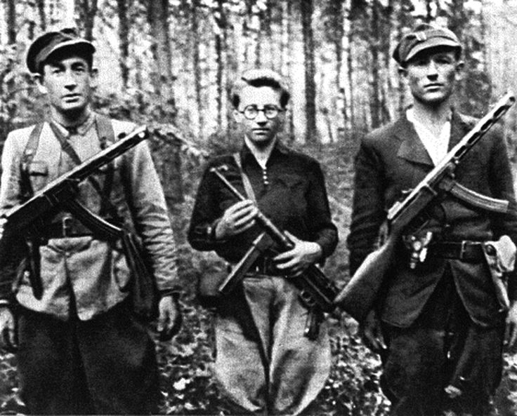 The Real Italian Heroes of World War II: the Partisan Resistance