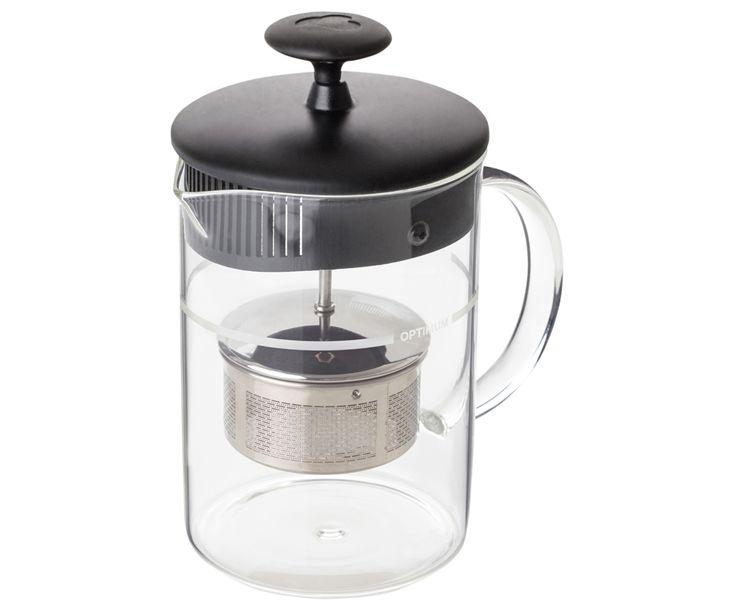 Funktional, modern und stylish: Der Teezubereiter TÈ PER TE von Leonardo bietet all diese Attribute und macht das Teetrinken zu einem wahren Genuss! TÈ PER TE besteht aus einem hochwertigen Klarglas und das Metallsieb lässt sich ganz leicht von unten nach oben bewegen. So wird die Teezubereitung zum Kinderspiel!