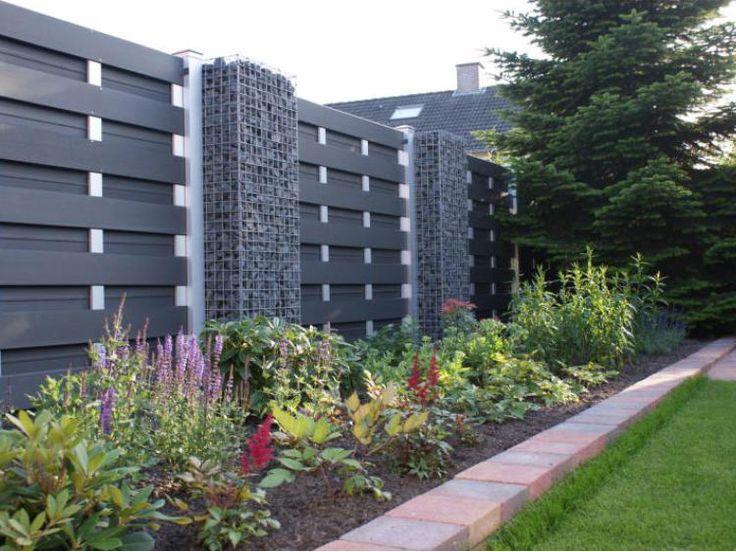 Gabion Wall Expert   Gabion Wall Gallery, Gabion Images · Garden WallsFence  IdeasFence ...