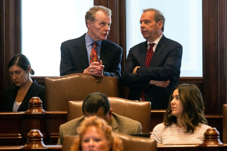 The Illinois Senate voted to override Gov. Bruce Rauner's vetoes of a $36 billion budget package Tuesday, including a $5 billion tax increase designed to start digging out of the nation's longest...