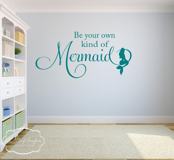 Be your own kind of Mermaid
