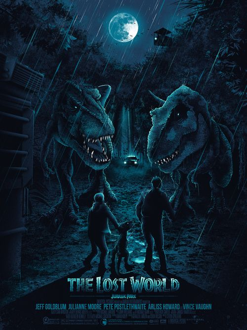 The Lost World: Jurassic Park - Patrick Connan