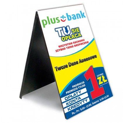 Potykacz - Plus Bank