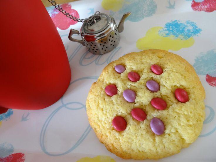 En vue d'une soirée fille, voici les petits cookies que j'ai cuisiné avec mamoune! Recette easy, c'est promis