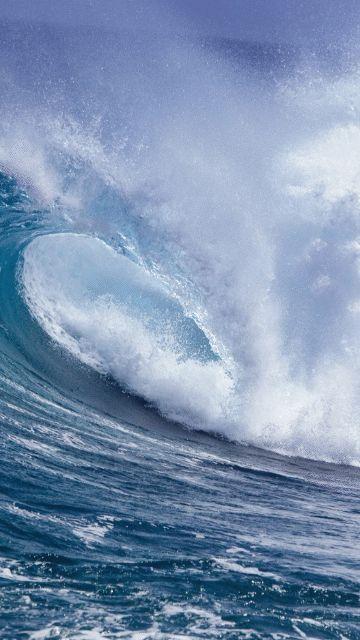 Ocean wave animation - photo#13