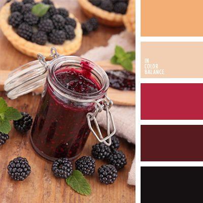Paleta de colores №698