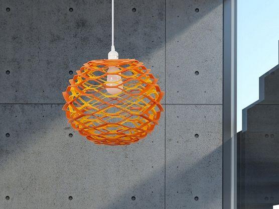 Modern Ceiling Lamp Pendant Orange Chandelier Cinca