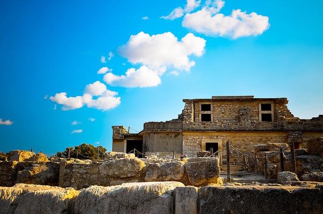 Knossos Palace by Spiros Vathis, Crete!