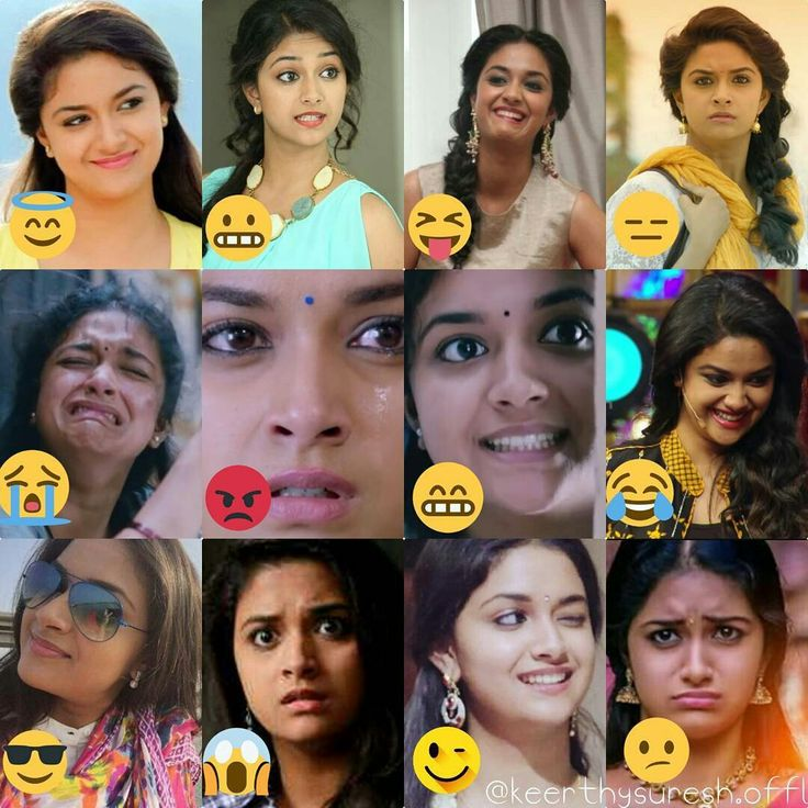 Expressions queen @keerthy