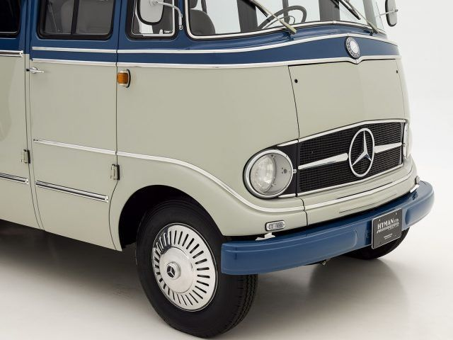 1960 Mercedes Benz 319 Bus With Images Mercedes Benz Benz