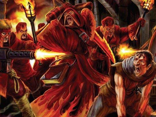 Warhammer 40.000: Schattenjäger – Haarlocks Vermächtnis #1: Schicksalsfäden - https://wp.me/p2WRTF-7g5