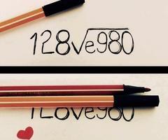 cute for leaving secret love notes