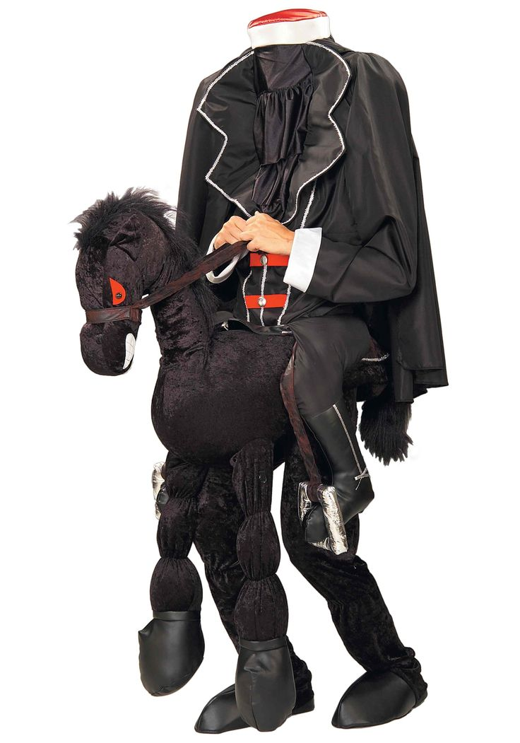 headless horseman costume | Home Costume Ideas Scary Costumes Adult Scary Costumes Headless ...