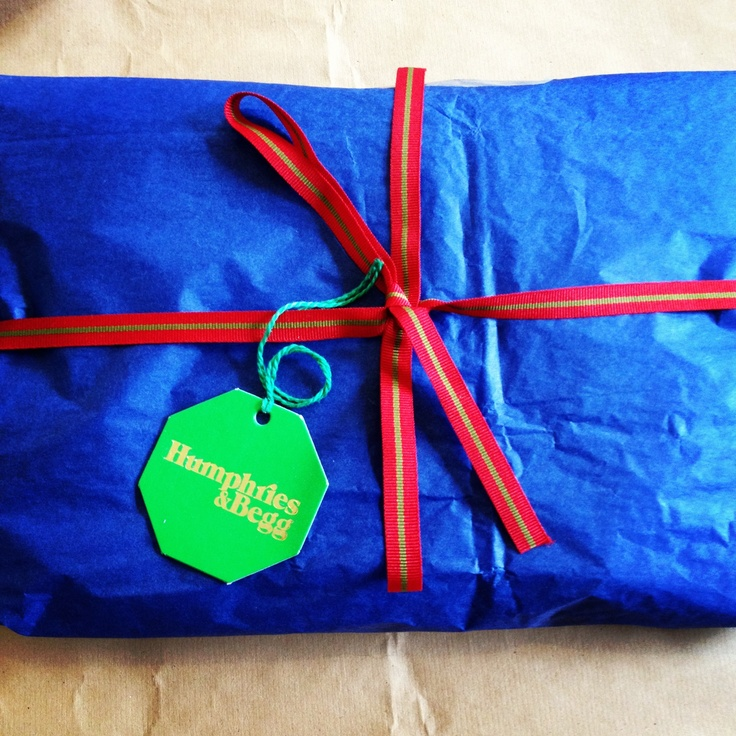 Humphries & Begg parcel