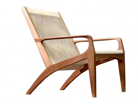 aristeu pires gisele rope chair: Simple, Poltrona
