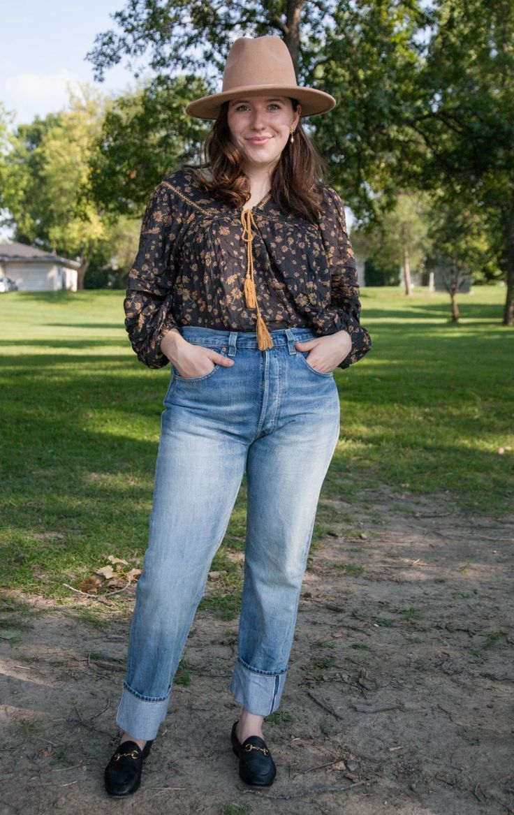 Finding the Perfect Vintage Jeans