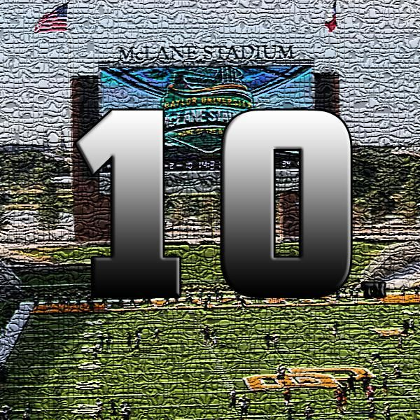At No. 10, #Baylor football earns its highest ranking in the preseason AP Top 25 since 1957. #SicEm: Baylor Athletic, Baylor Earn, Baylor Football, Baylor Stuff, Baylor Fans, Baylor Pride, Baylor Rank, Football Season, Baylor Bears